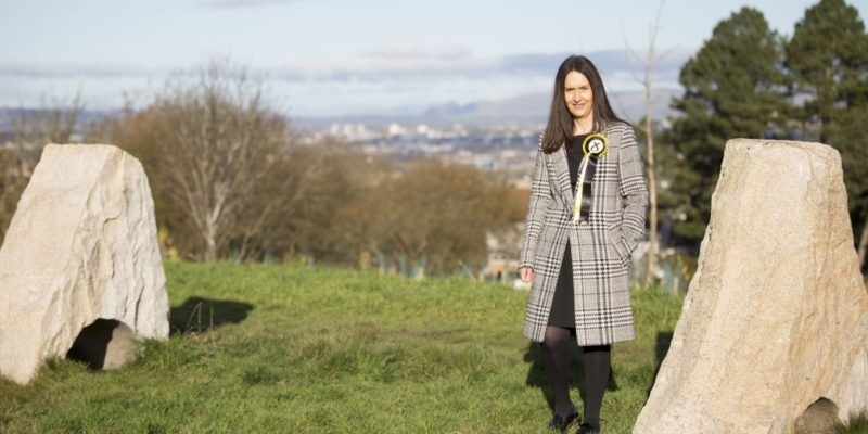 An image of Margaret Ferrier MP